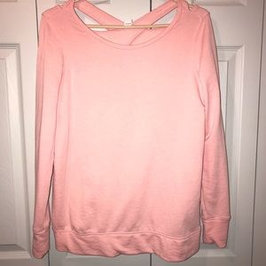 Tops - Light pink, old navy active, small pullover